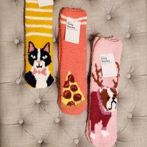 Old Navy Other - Old navy cozy socks